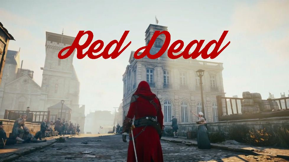 Assassin's Creed Unity Devil in red . - Изображение 1