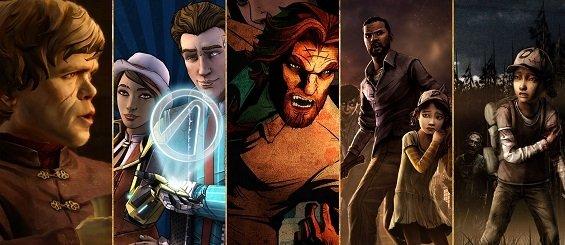 Telltale Games: новый IP - это, вероятно, наш самый амбициозный проект. Собственный новый ip !!!! - Изображение 1