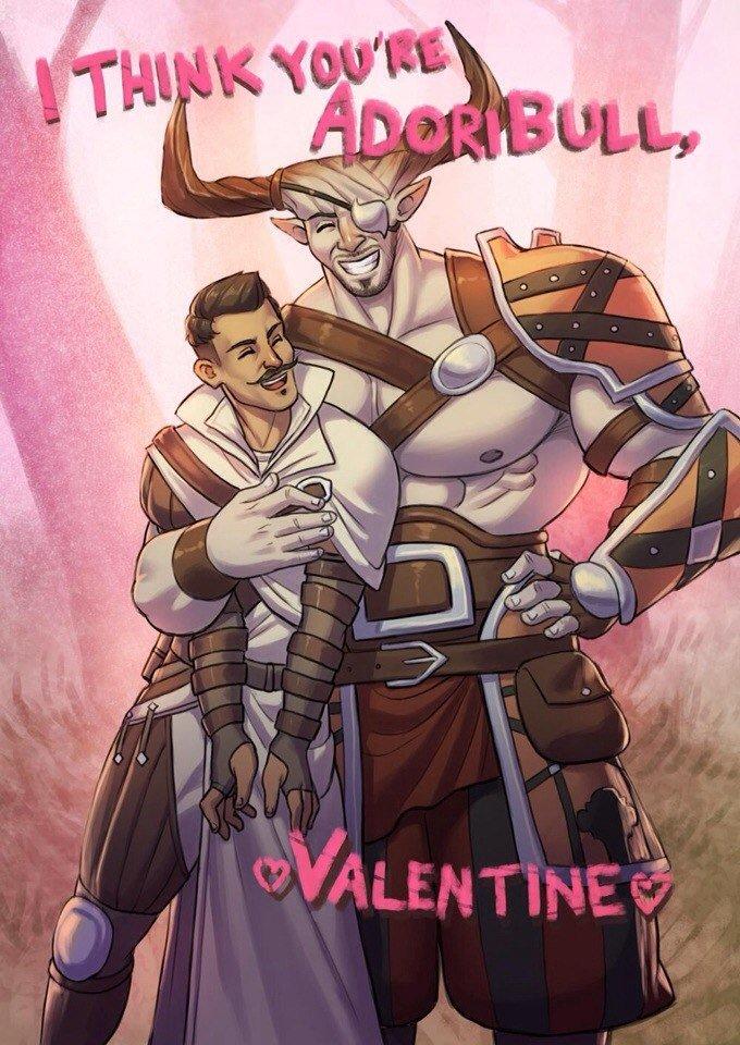 Naughty Dog, BioWare и Konami поздравляют вас с днем Святого Валентина! - Изображение 3
