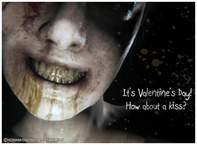 Naughty Dog, BioWare и Konami поздравляют вас с днем Святого Валентина! - Изображение 4