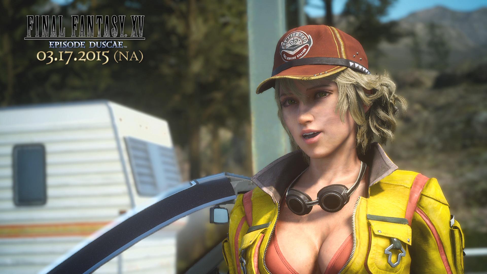 Скриншоты демо-версии Final Fantasy XV. - Изображение 1