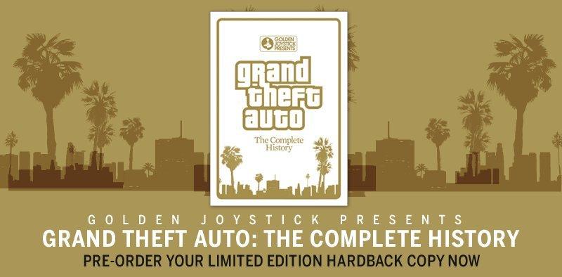 К выходу GTA на PC стала доступна Полная история GTA от Golden Joystick.  - Изображение 1