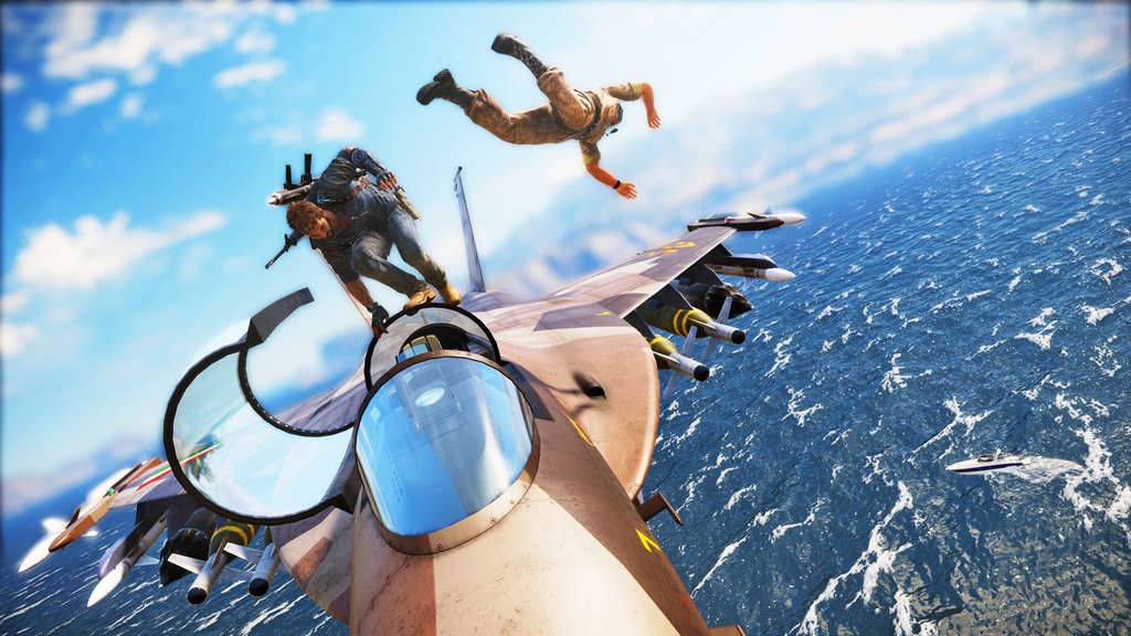 Новые скриншоты Just Cause 3. Ждете ли вы игру ? - Изображение 6
