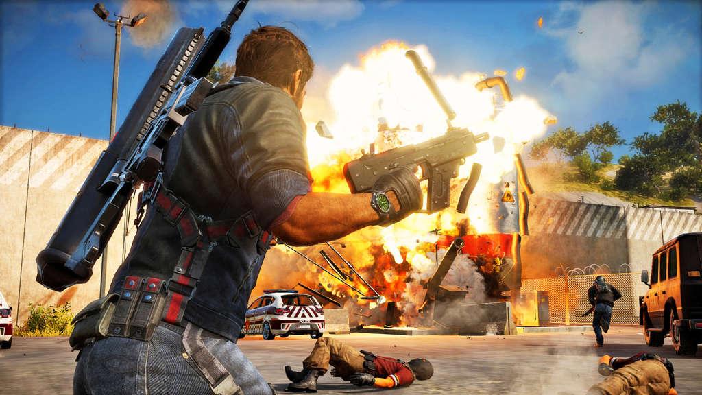 Новые скриншоты Just Cause 3. Ждете ли вы игру ? - Изображение 4