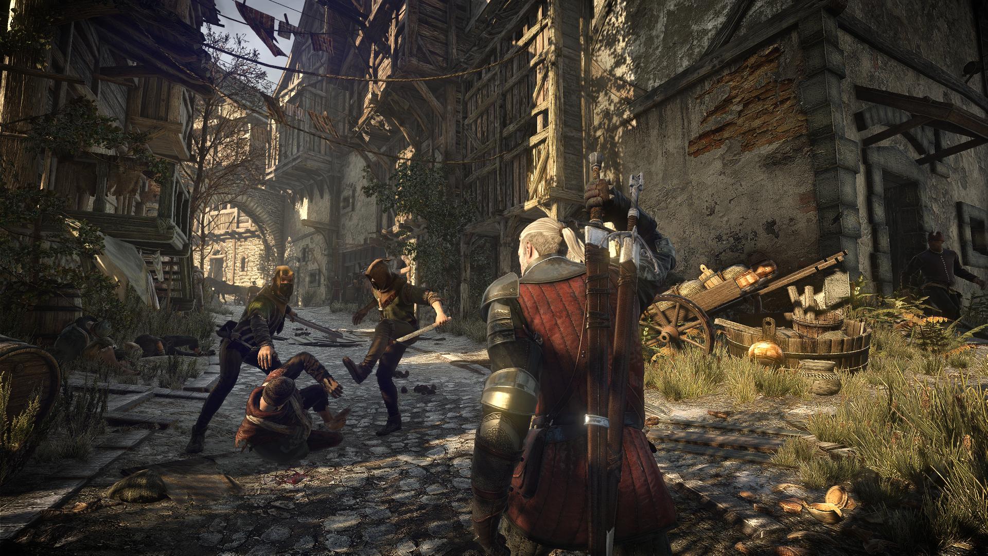 В итальянском PSN появился размер The Witcher 3: Wild Hunt для PS4 — 50 ГБ. - Изображение 1