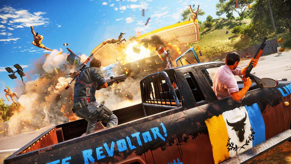 Новые скриншоты Just Cause 3. Ждете ли вы игру ? - Изображение 7