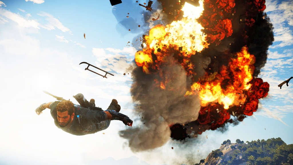 Новые скриншоты Just Cause 3. Ждете ли вы игру ? - Изображение 1