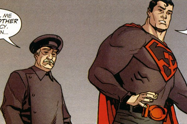 Пара слов о российских комиксах - Изображение 1
