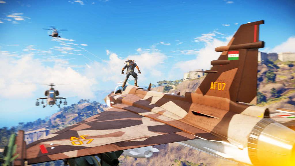 Новые скриншоты Just Cause 3. Ждете ли вы игру ? - Изображение 3