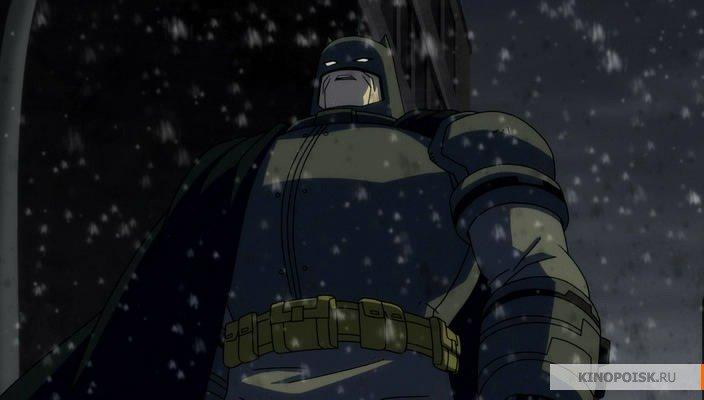 """Мнение об анимационном фильме """"Бэтмен: Возвращение Тёмного рыцаря""""(часть 1 и 2) - Изображение 5"""