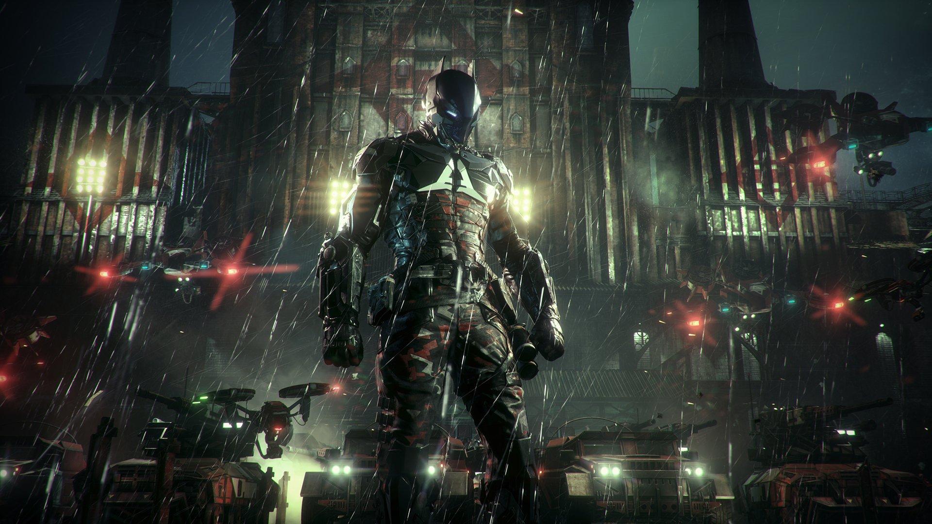Batman: Arkham Knight получила рейтинг M (17+) - Изображение 1