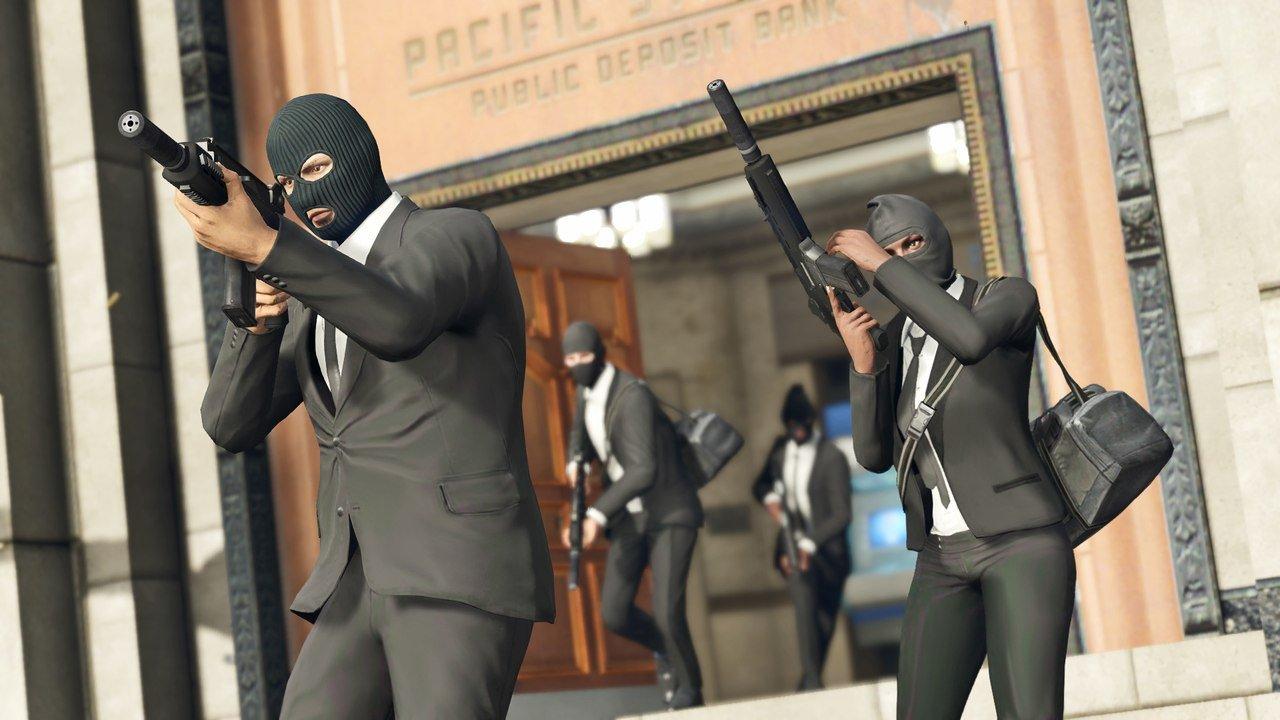 Новые скриншоты DLC Heist для GTA Online. - Изображение 1