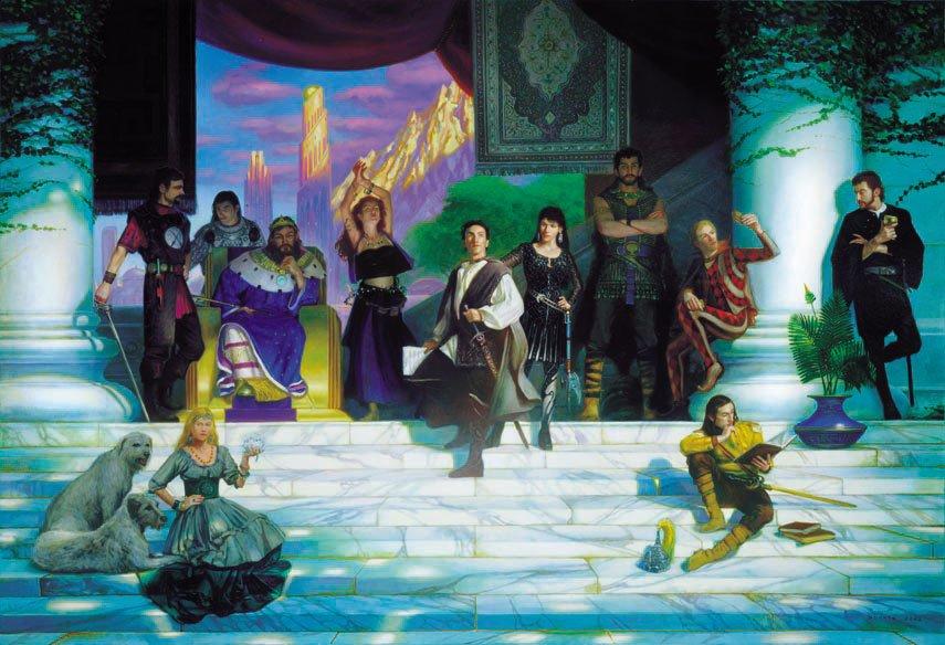 Хроники Амбера vs Игра престолов - Изображение 2