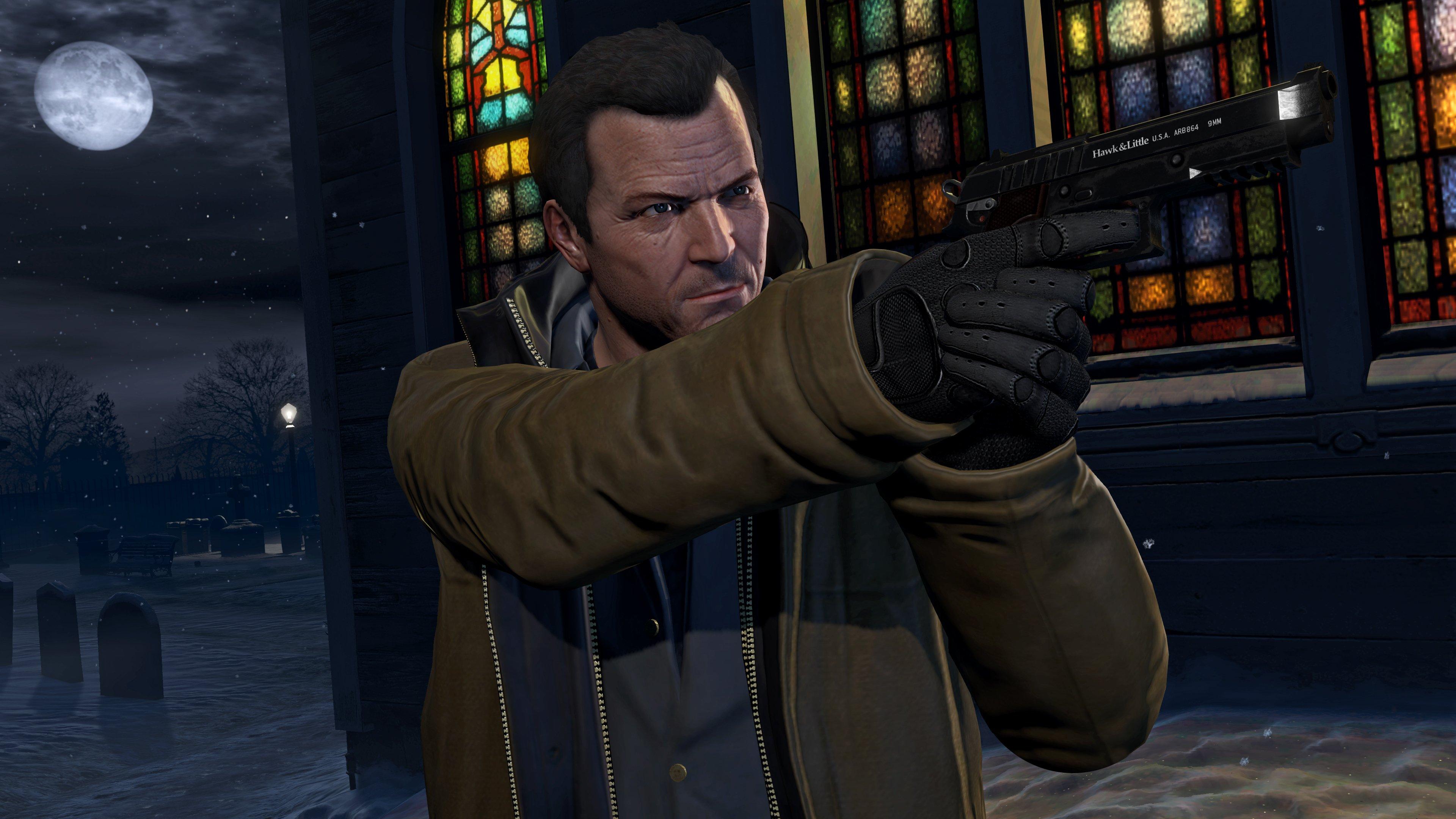 Rockstar показала новые скриншоты PC версии GTA V - Изображение 6