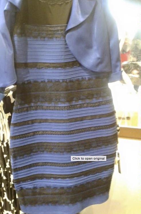 В тему всем известного платья - Изображение 2