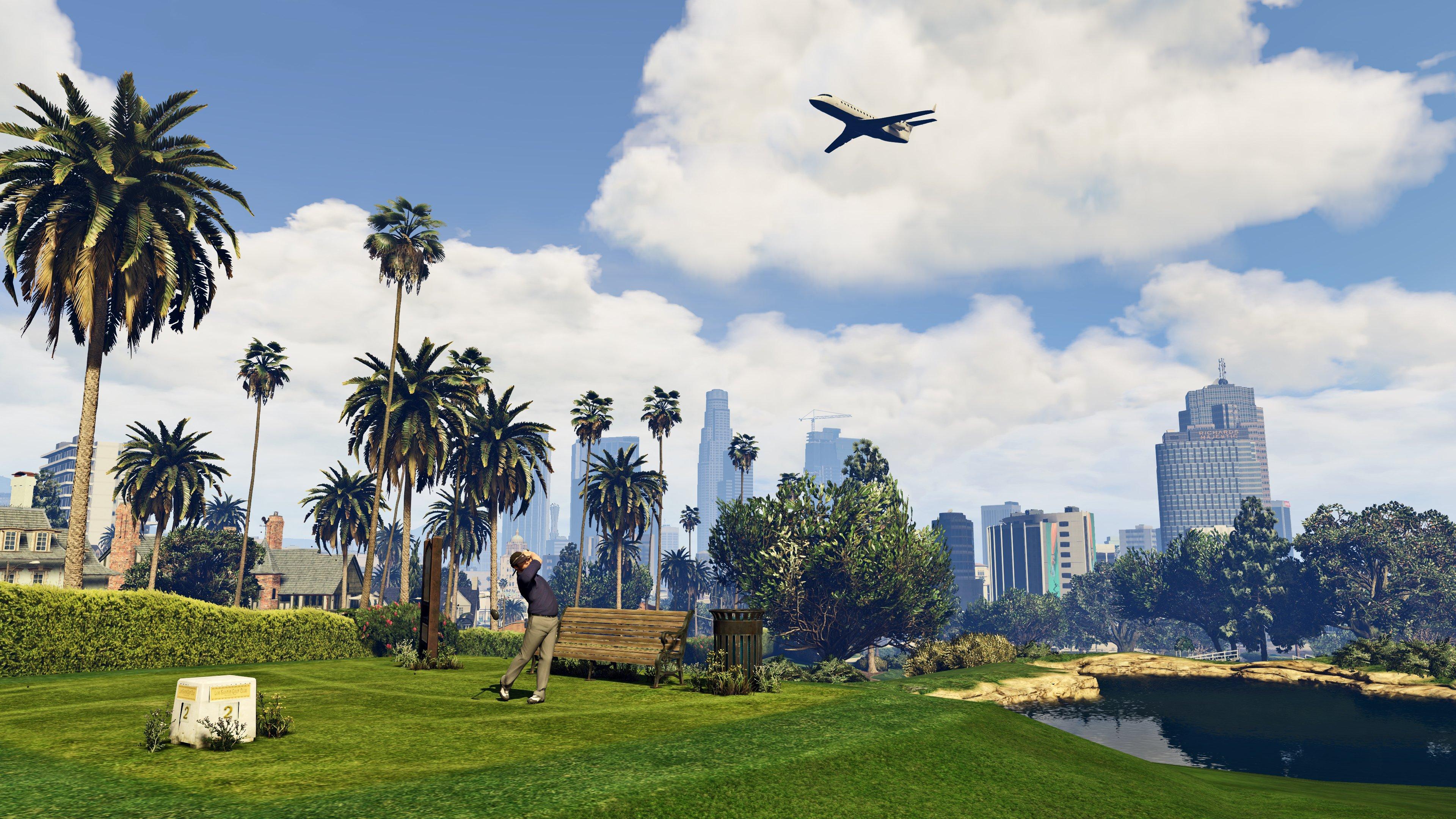Rockstar показала новые скриншоты PC версии GTA V - Изображение 4