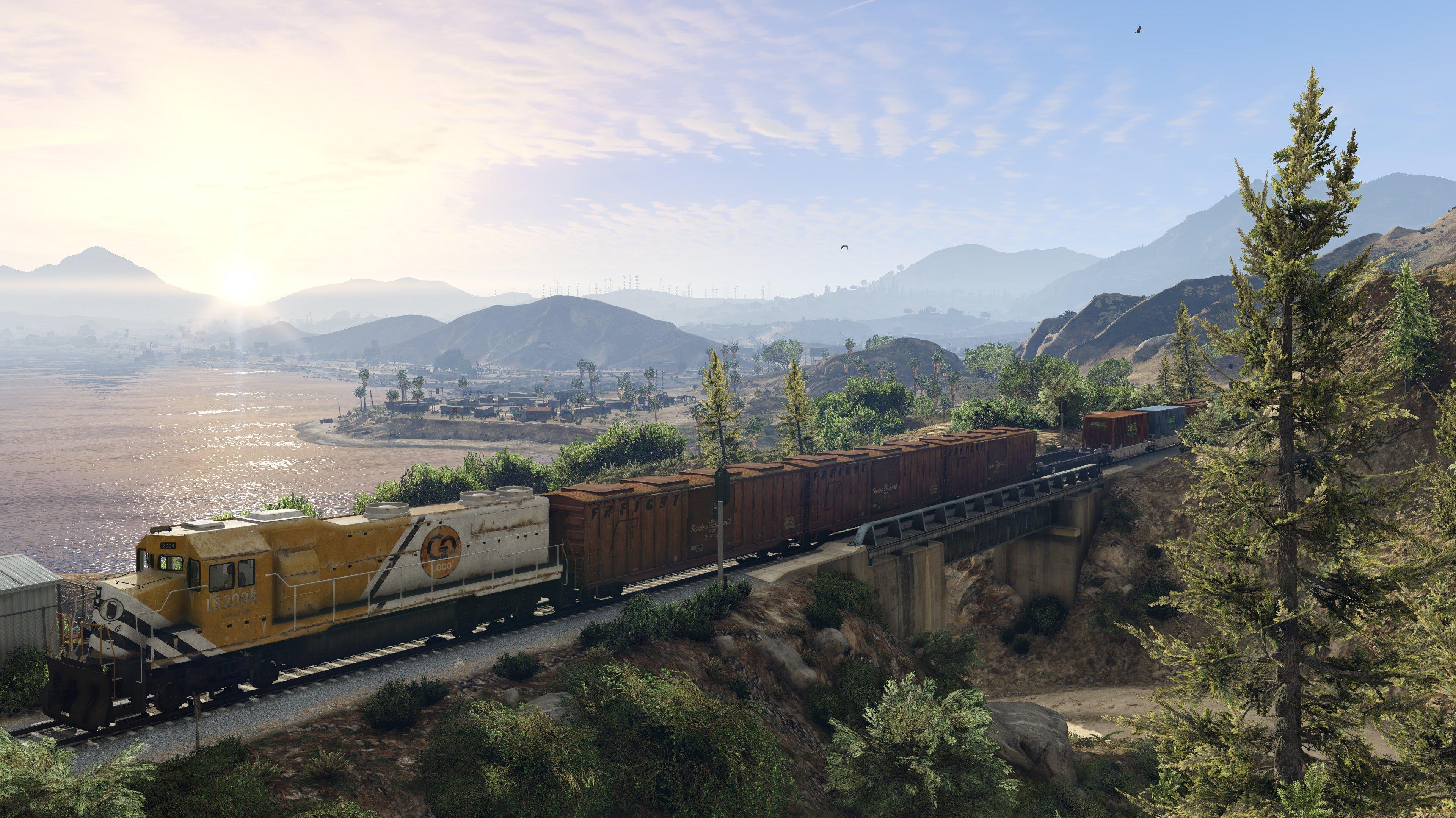 Rockstar показала новые скриншоты PC версии GTA V - Изображение 2