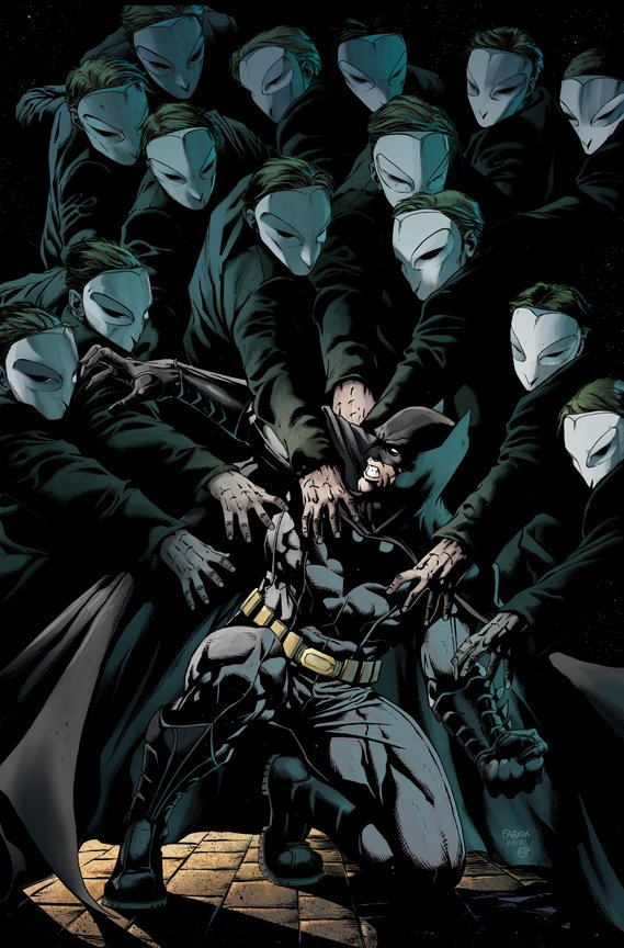 The court of owls has sentenced you to die - Изображение 2