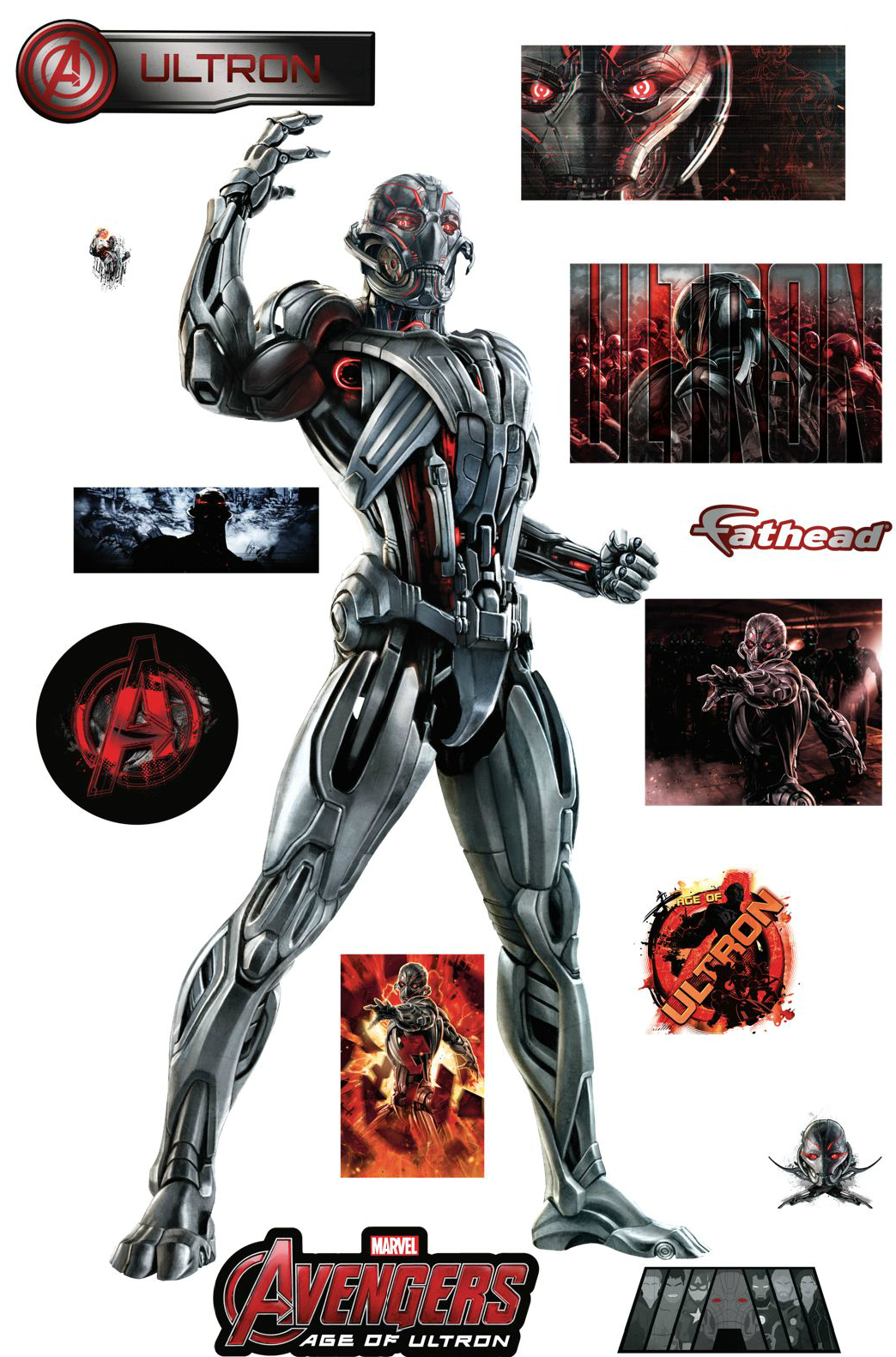 Немножко вкусного промо-арта из Мстителей 2. - Изображение 10