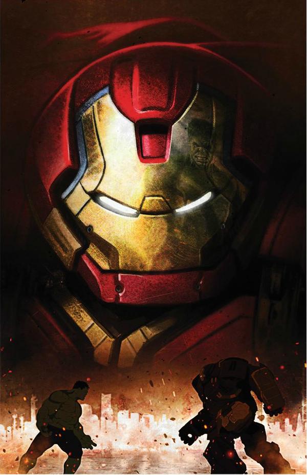 Немножко вкусного промо-арта из Мстителей 2. - Изображение 3