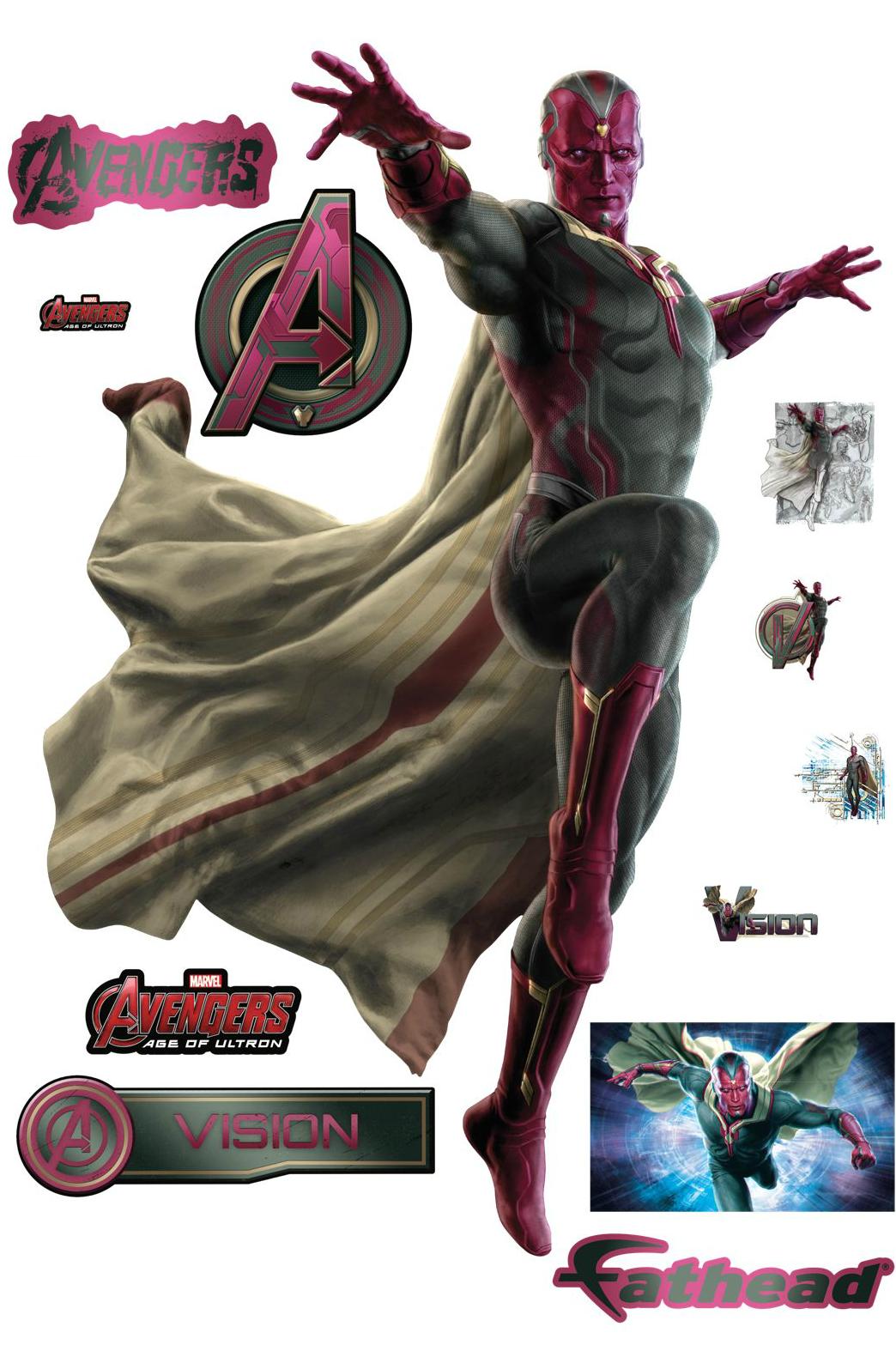 Немножко вкусного промо-арта из Мстителей 2. - Изображение 11