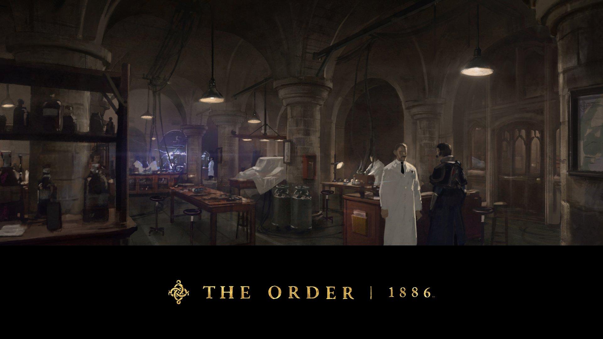 Вселенная The Order: 1886  - Изображение 4