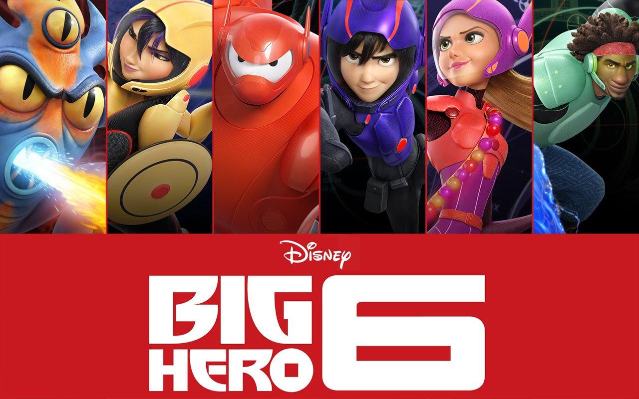 Короткий отзыв о Big Hero 6 - Изображение 1