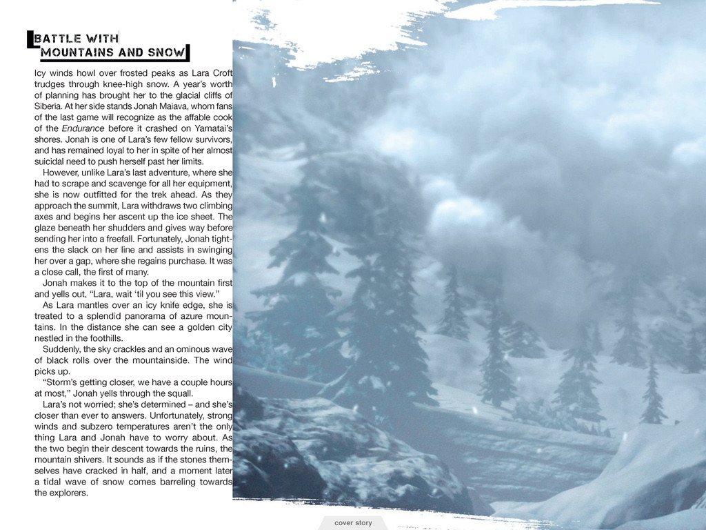 Свежие подробности Rise of the Tomb Raider. Обновлено. - Изображение 9