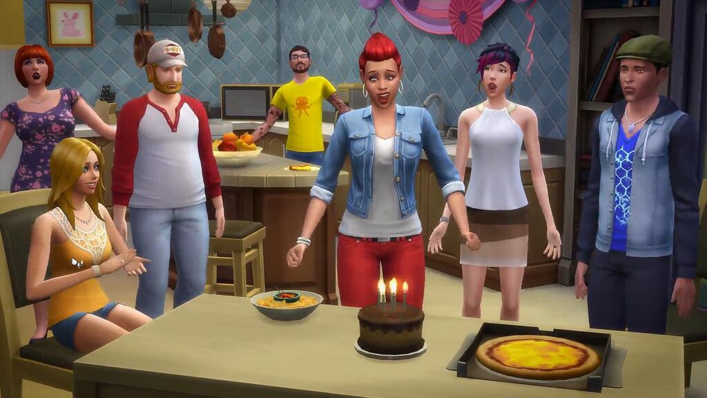 Юбилейный стрим по The Sims от Шона Гизатулина - Изображение 1