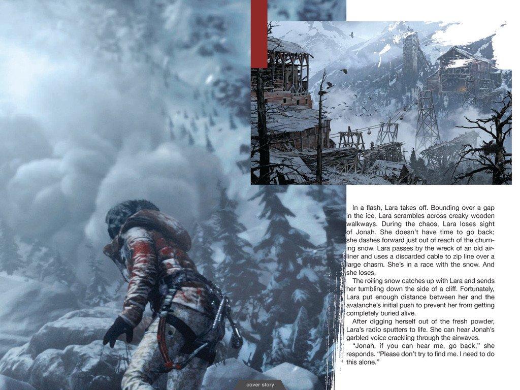 Свежие подробности Rise of the Tomb Raider. Обновлено. - Изображение 10
