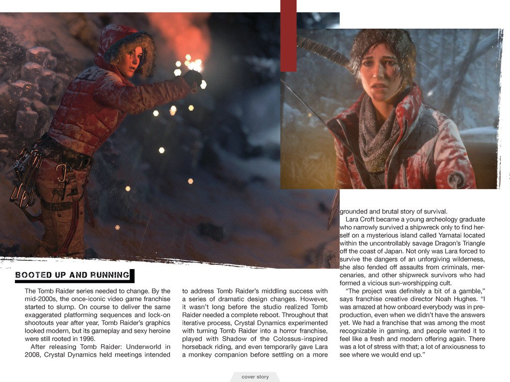 Свежие подробности Rise of the Tomb Raider. Обновлено. - Изображение 6
