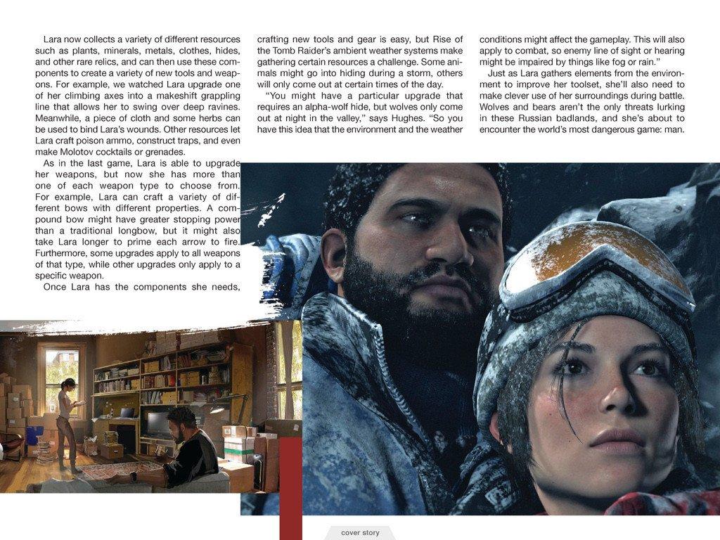 Свежие подробности Rise of the Tomb Raider. Обновлено. - Изображение 12