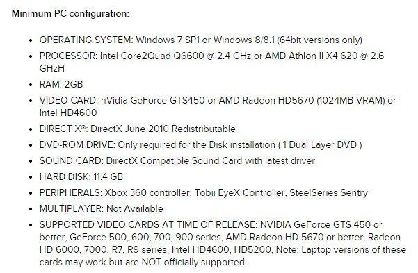 Стала известна дата выхода Assassin's Creed: Rogue на PC — 10 марта. - Изображение 1