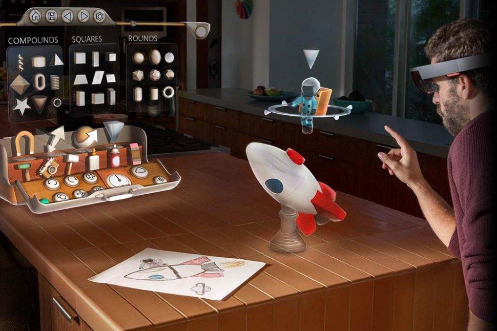 HoloLens — неудачный проект или устройство будущего. - Изображение 2