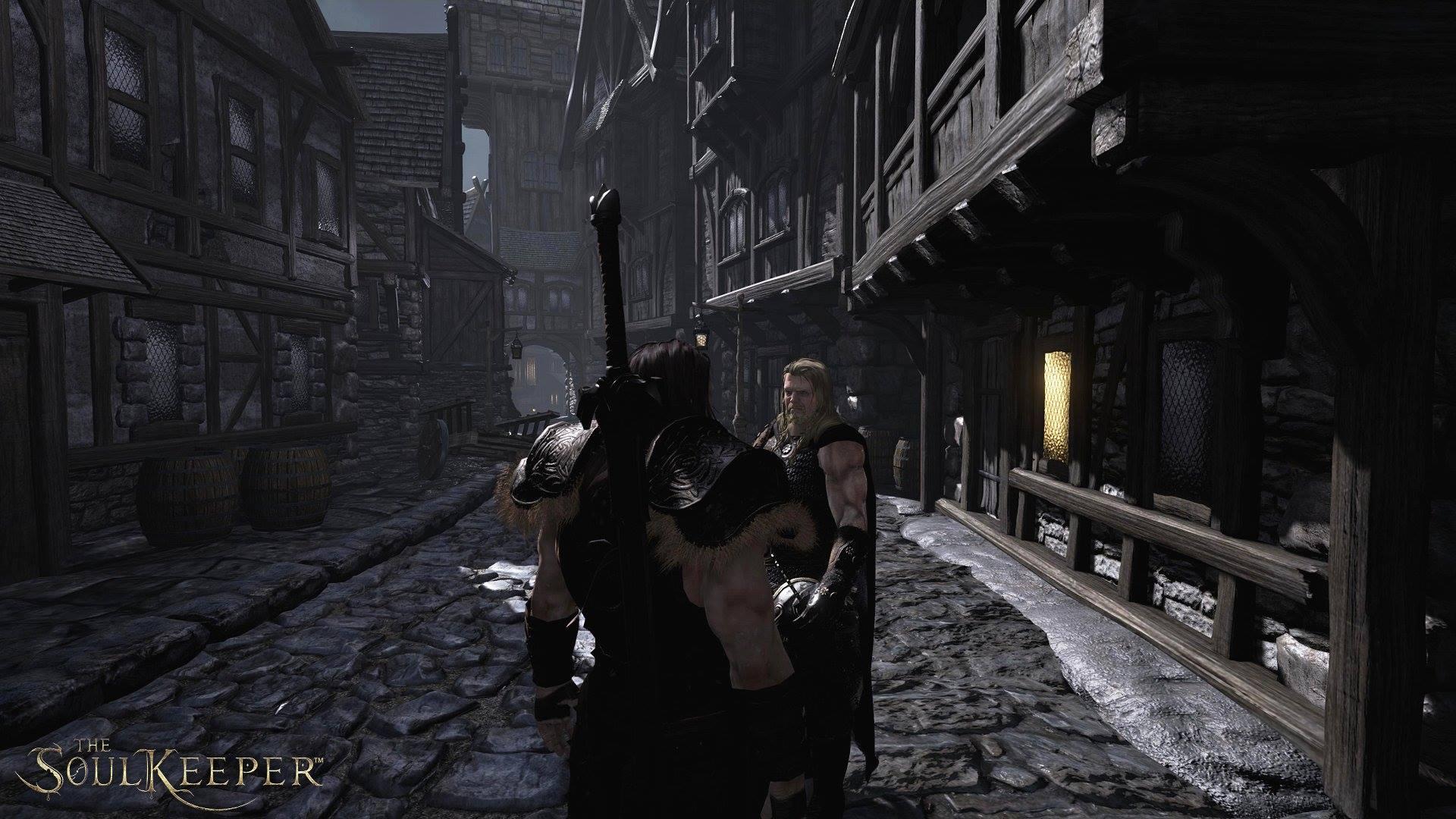 The Soul Keeper - RPG на Unreal Engine 4 - Первые скриншоты... Скайрим ты ли это ? - Изображение 3