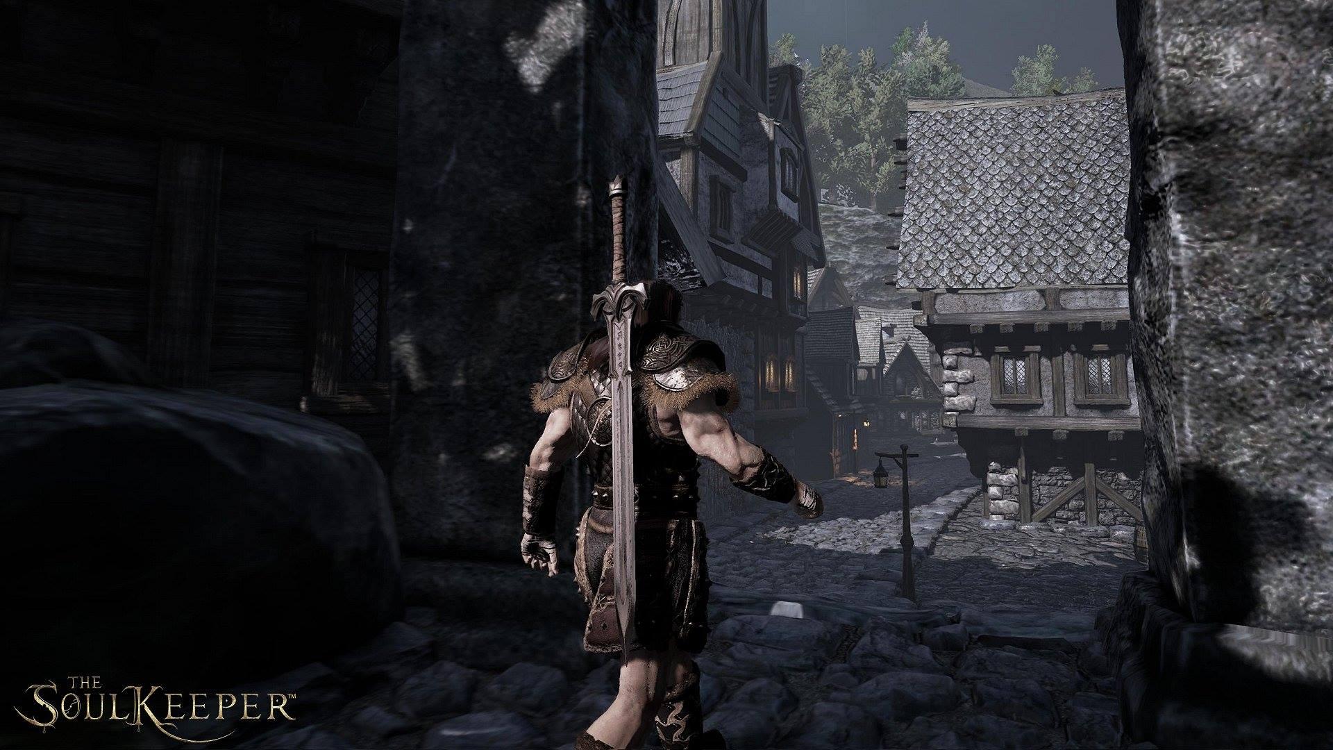 The Soul Keeper - RPG на Unreal Engine 4 - Первые скриншоты... Скайрим ты ли это ? - Изображение 4