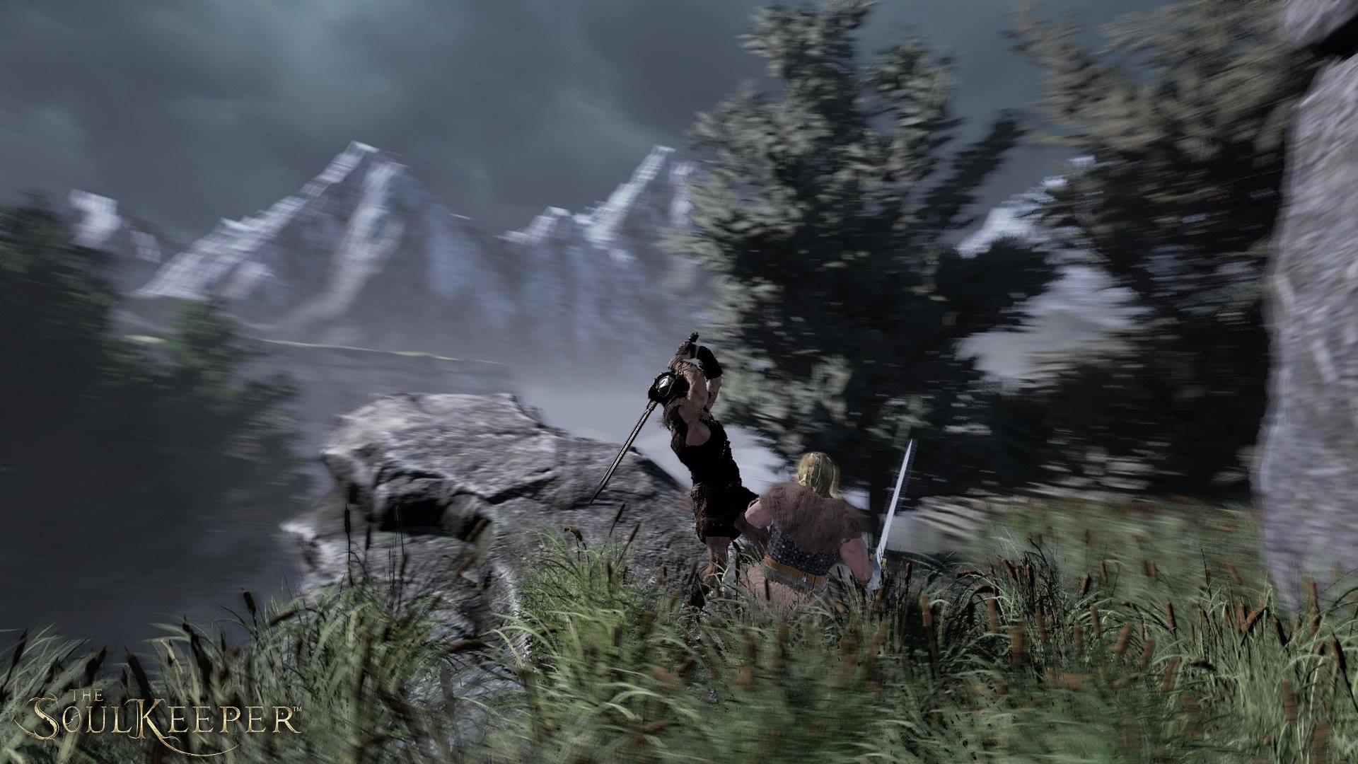 The Soul Keeper - RPG на Unreal Engine 4 - Первые скриншоты... Скайрим ты ли это ? - Изображение 5