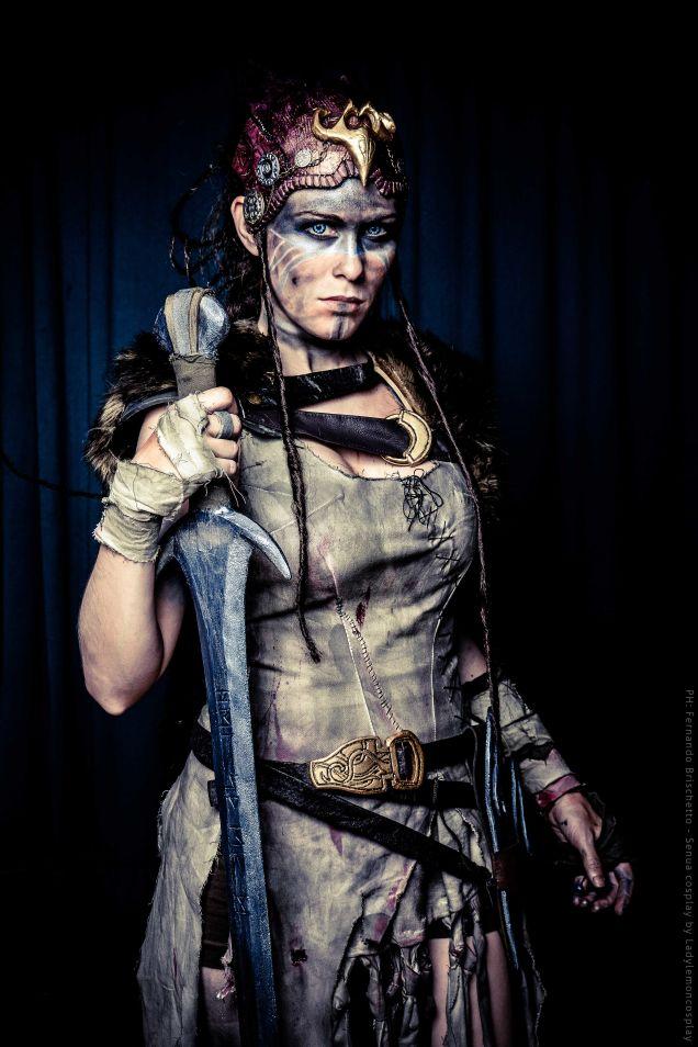 Годный косплей героини Hellblade - Изображение 4