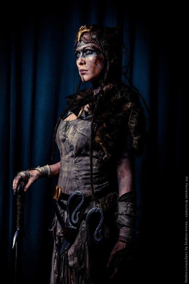 Годный косплей героини Hellblade - Изображение 5