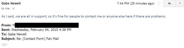 Пользователь that_earlyguy остался недоволен поведением техподдержки Steam - Изображение 2