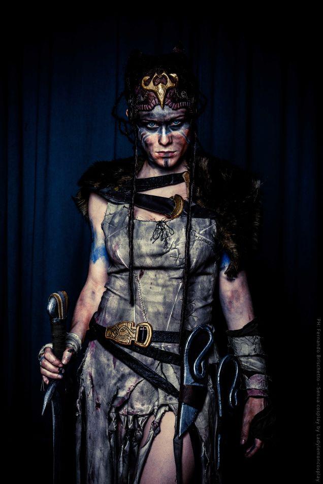 Годный косплей героини Hellblade - Изображение 2
