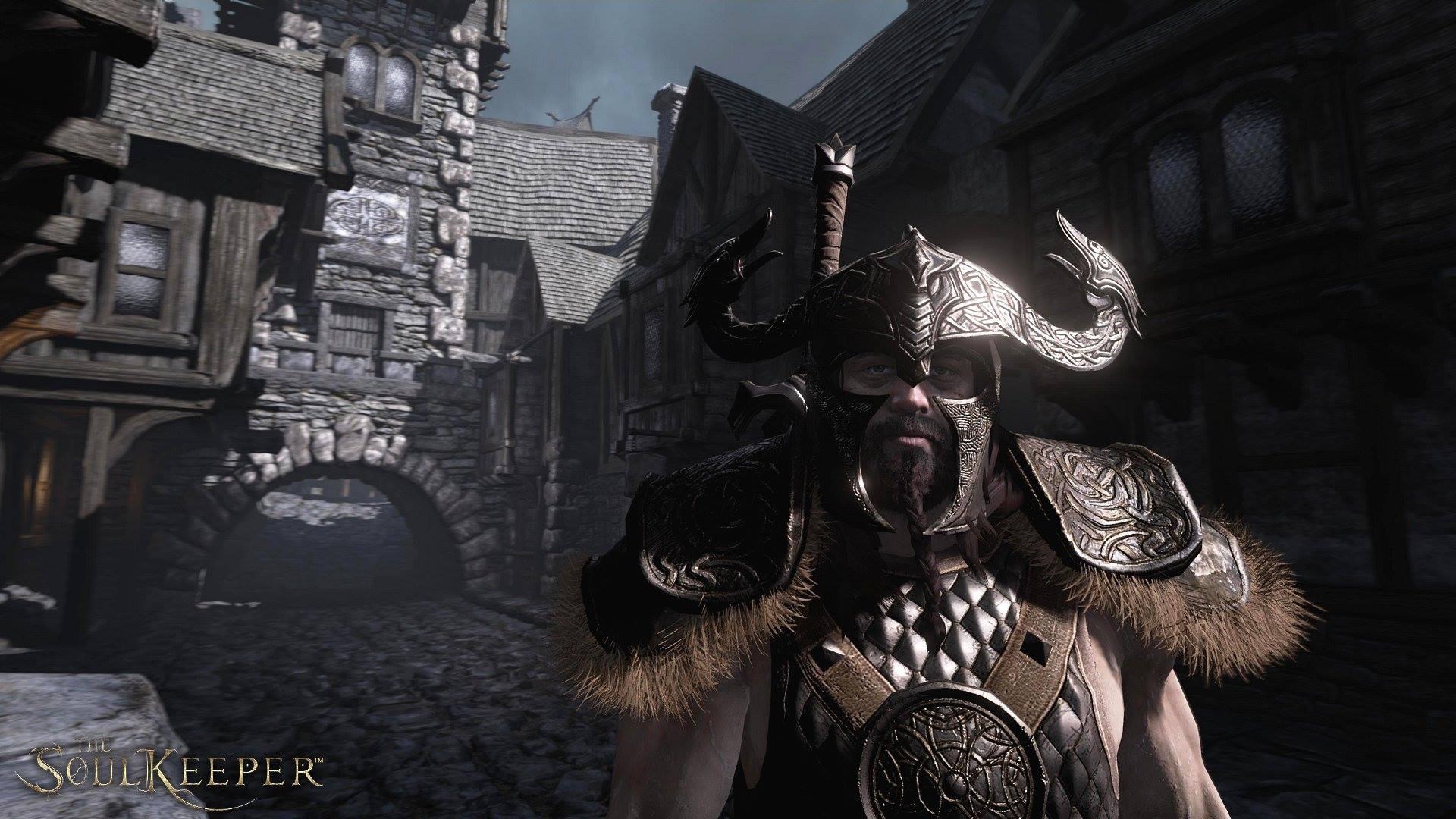 The Soul Keeper - RPG на Unreal Engine 4 - Первые скриншоты... Скайрим ты ли это ? - Изображение 1