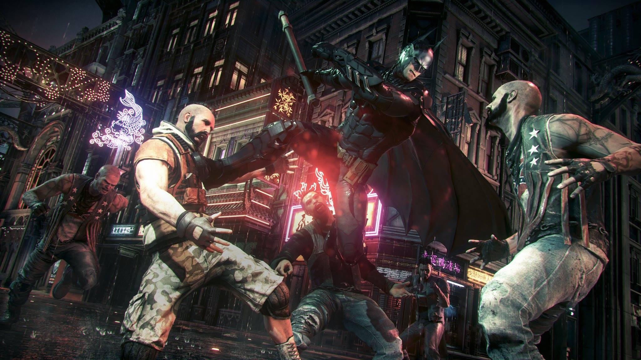 Новые скриншоты Batman: Arkham Knight - Изображение 1