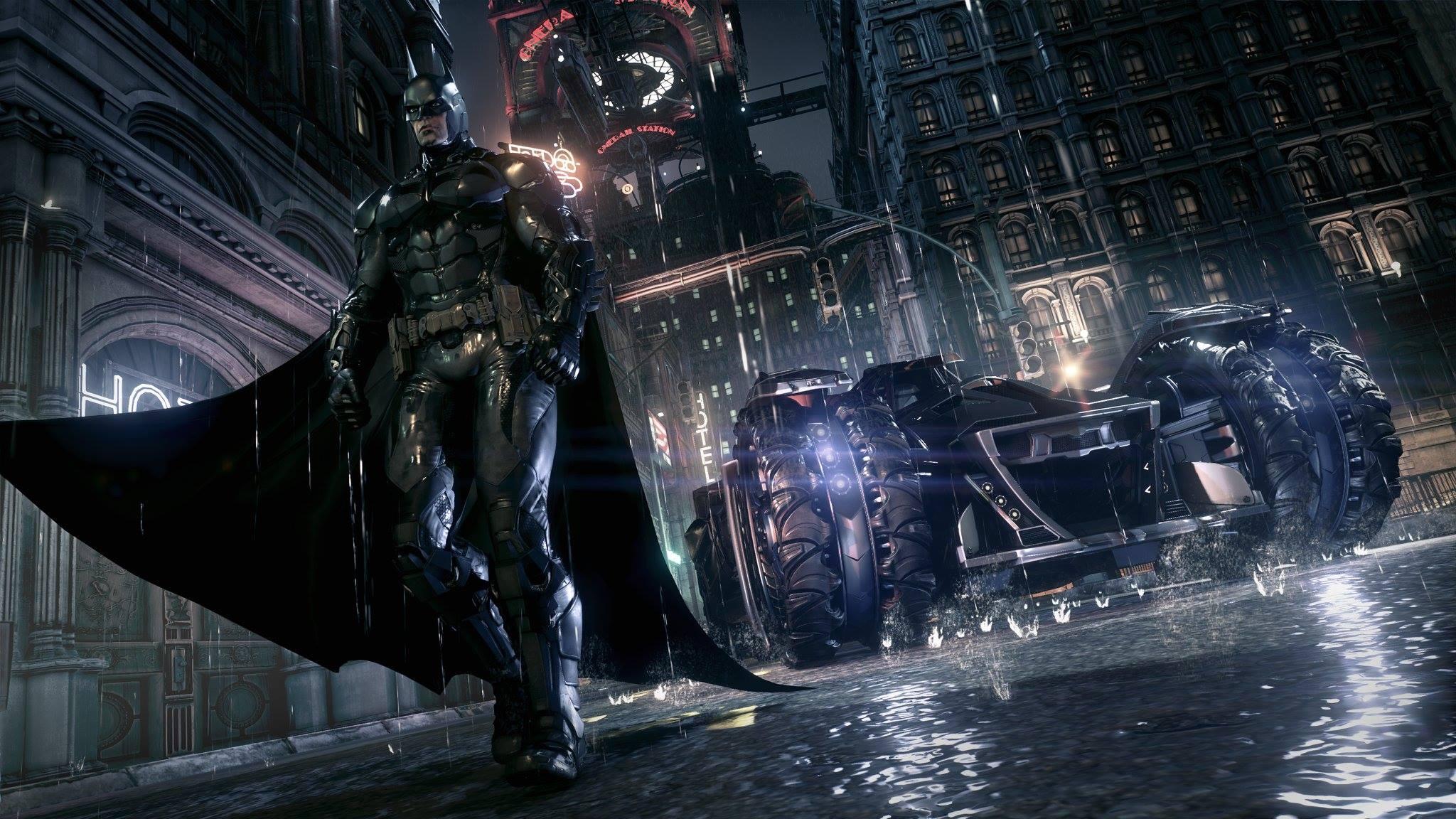 Новые скриншоты Batman: Arkham Knight . - Изображение 1