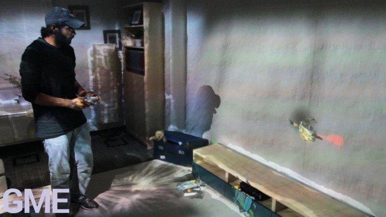 RoomAlive превратит вашу комнату в видеоигру - Изображение 3