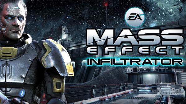 IGN бесплатно раздает Mass Effect: Infiltrator для iOS. - Изображение 1