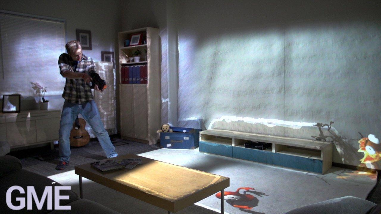 RoomAlive превратит вашу комнату в видеоигру - Изображение 1