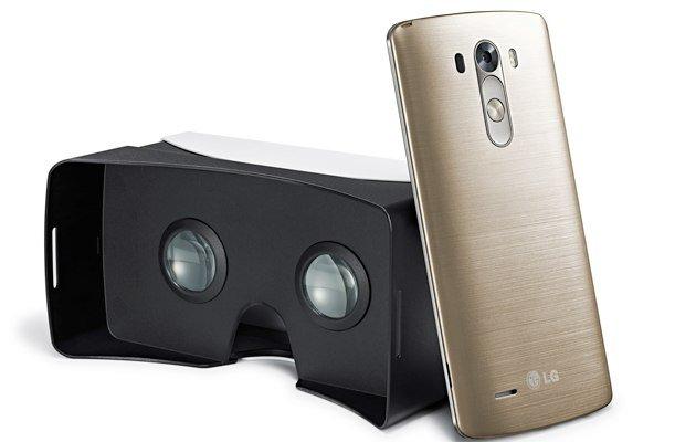 LG выпустила свои очки виртуальной реальности на базе Google Cardboard. - Изображение 1