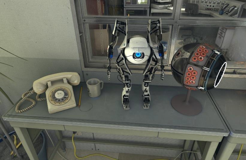 Первые скриншоты Source 2 из Aperture Demo - Изображение 2