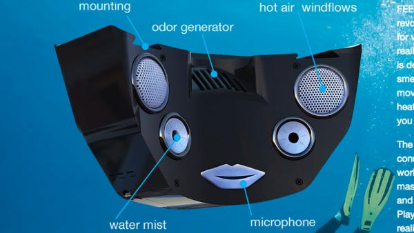 Специальный «Обвес» для Oculus Rift для Mr.Makin - Изображение 1